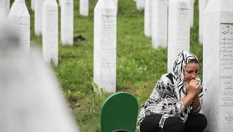 Das Bundesgericht hat eine Verurteilung wegen Rassendiskriminierung nach der Leugnung des Genozids in Srebrenica aufgehoben. (Archivfoto)