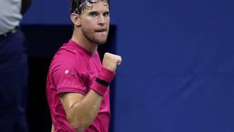 Dominic Thiem bleibt auf Kurs Richtung erster Grand-Slam-Titel