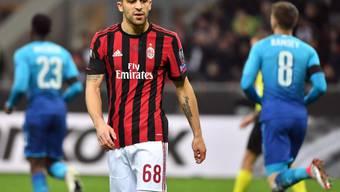 Ricardo Rodriguez darf mit Milan nächste Saison nicht am Europacup teilnehmen