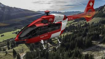 Die Rega schafft sechs neue Helikopter an vom Typ H145.