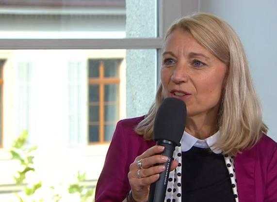 Yvonne Feri, SP und bisher, 46'241 Stimmen.