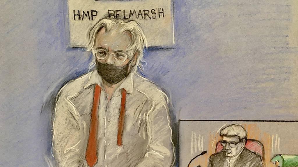 Schlappe für Assange im Seilziehen mit USA um Auslieferung