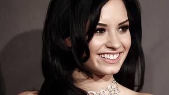 Macht die Konzertreise nicht bis zum Ende mit: US-Sängerin Demi Lovato (Archiv)