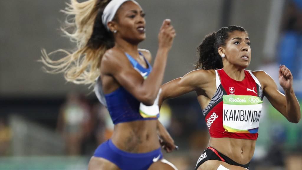 Olympia-Finalistin Deajah Stevens für 18 Monate gesperrt