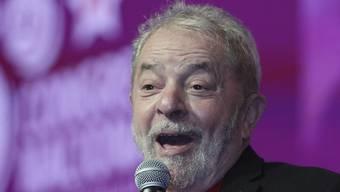Die Generalstaatsanwaltschaft in Brasilien fordert eine Haftstrafe für den Ex-Präsidenten Lula. (Archiv)