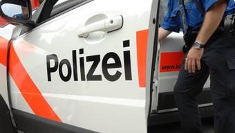 An der Ruhsitzstrasse in St.Gallen läuft derzeit ein Grosseinsatz der Polizei. (Symbolbild)