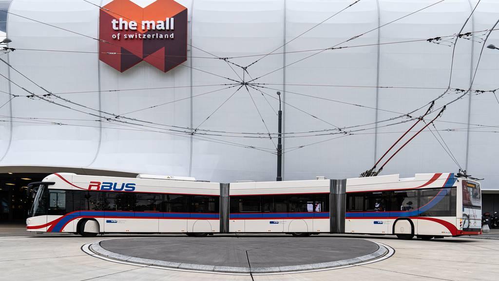 22er-Bus entlastet Linie 1 in den Stosszeiten