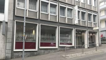 Regiobank Filiale in Grenchen