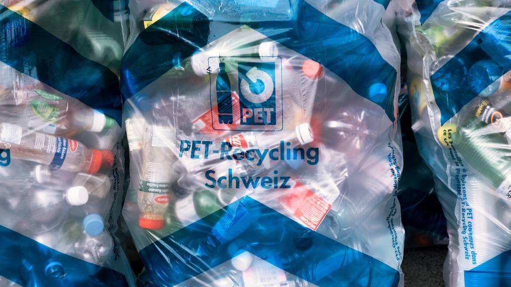 Bessere Recyclingquote: Nationalrat will eine Pet-Steuer einführen