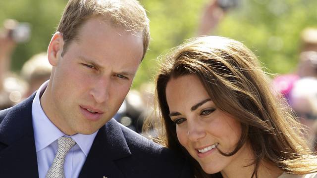 Wegen Kates Oben-ohne-Bildern hat das königliche Paar zwei Journalisten verklagt (Archivbild)