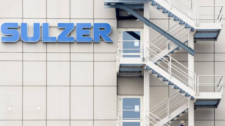 «Als Folge der Sanktionierungsmassnahmen gegen Viktor Vekselberg haben die amerikanischen Banken unsere Konten eingefroren», sagt ein Sprecher des Industriekonzerns Sulzer.