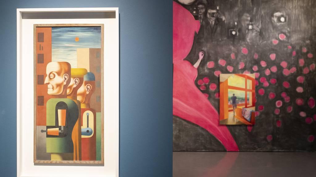 Schall und Rauch: Kunsthaus Zürich feiert 1920er Jahre