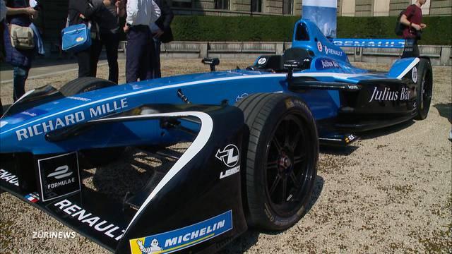 Grüne halten wenig von Formel-E-Rennen