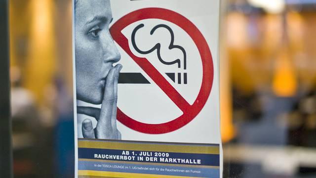 Das Rauchverbot bleibt, wie es ist