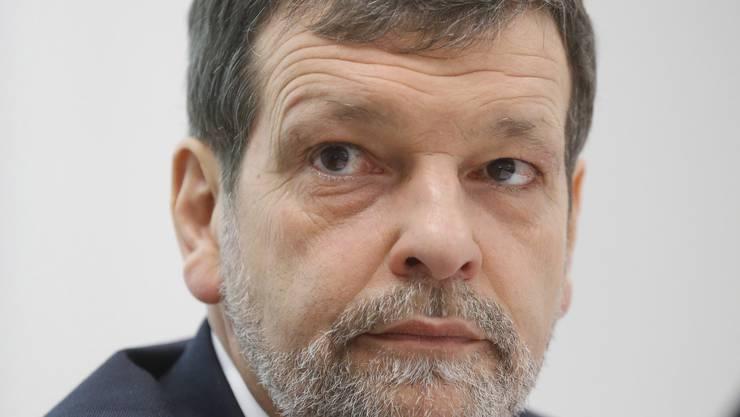 Der Solothurner Regierung war bislang nicht bekannt, dass eine AKW- Auffanggesellschaft gegründet werden soll.», sagt Roland Heim, Finanzdirektor Kanton Solothurn.