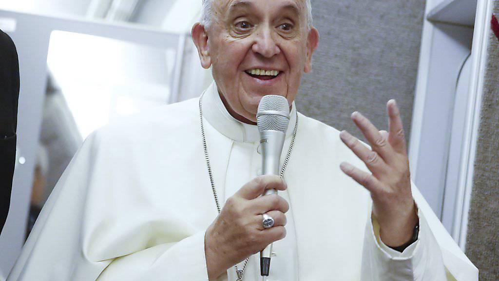 Papst-CD im Vatikan vorgestellt