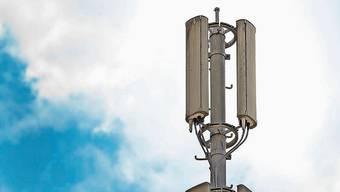 5G-Antennen, wie hier in Olten, sind in immer grösserer Zahl auch in unserer Region installiert.