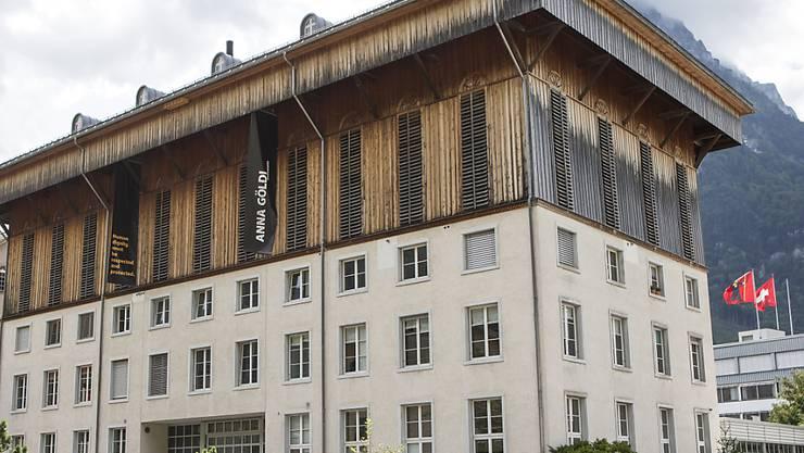 Das Anna Göldi Museum in Ennenda im Kanton Glarus. (Archivbild)