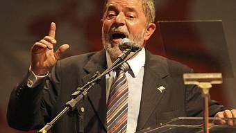Luiz Inacio Lula da Silva muss WEF-Teilnahme absagen (Archiv)