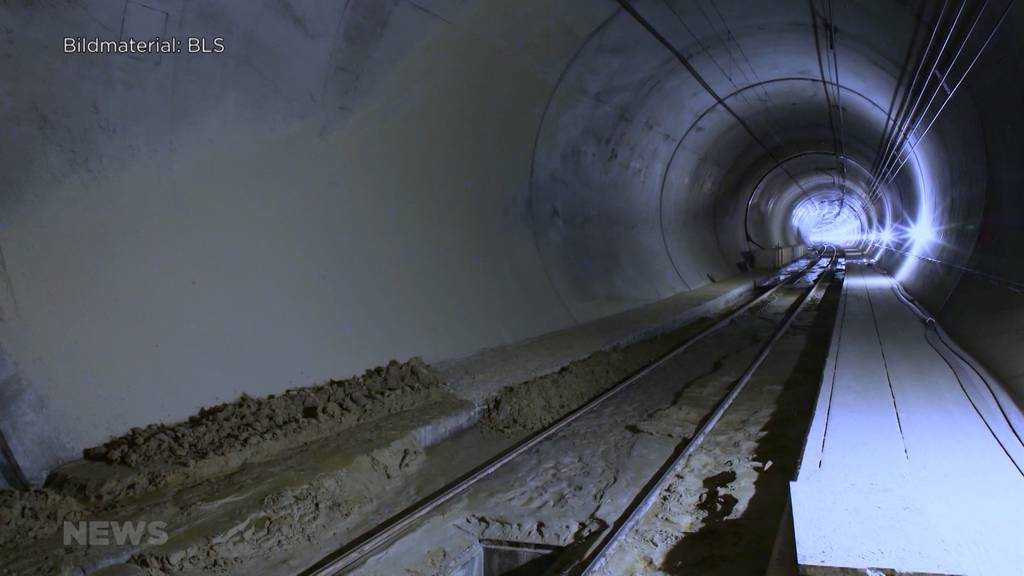 Lötschbergtunnel soll saniert werden