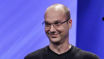 Andy Rubin: Der Software-Entwickler soll trotz sexueller Belästigung noch 90 Millionen US-Dollar Abfindung kassiert haben
