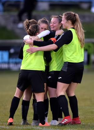 Die FC Aarau Frauen haben nun drei Spiele in Folge gewonnen und können sich weiter von den Abstiegsrängen absetzen.