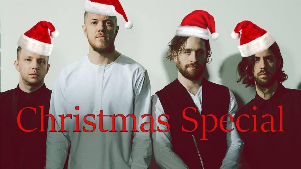 Fröhliche Weihnachten mit Imagine Dragons