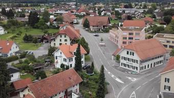 Die Bahnhofstrasse in Deitingen wird für das Dorffest gesperrt.