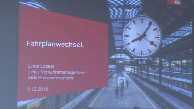 Der neue SBB-Fahrplan steht