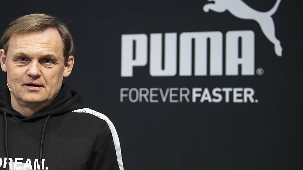 Puma kehrt zu Wachstum zurück