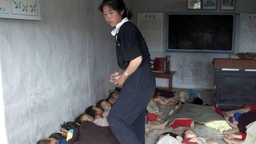 60 Prozent der Nordkoreaner in absoluter Armut