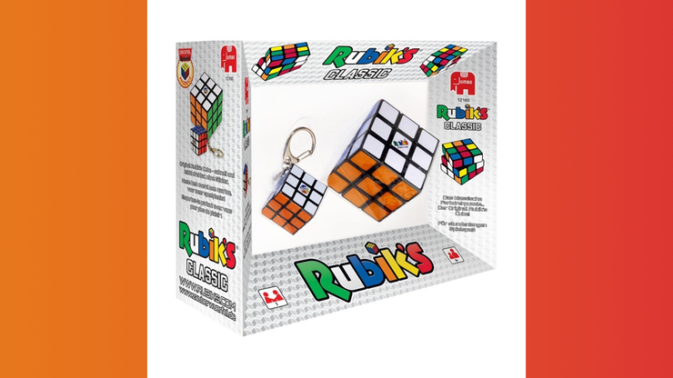 Wunsch-Nr. 3, Yagmur, 11 Jahre, Rubiks Classic Cube Geschenkset (Original von Jumbo), Franz Carl Weber, CHF 36.95