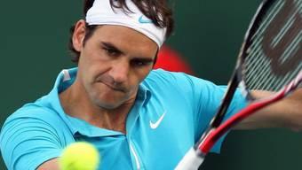 Problemloser Auftaktsieg in Doha für Roger Federer