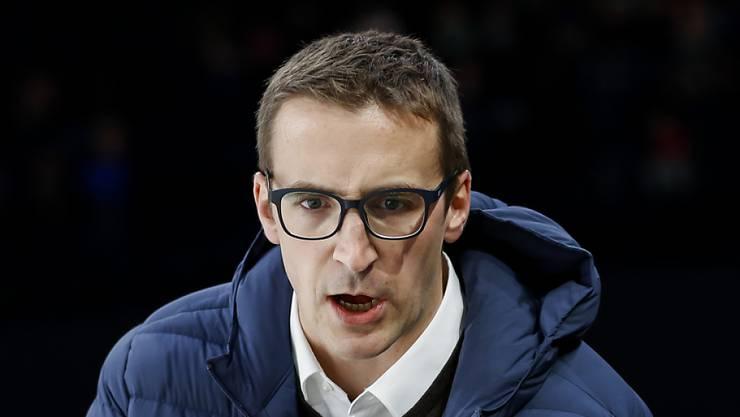 Ambri-Trainer Luca Cereda peitscht sein Team zum höchsten Auswärtssieg der Saison an