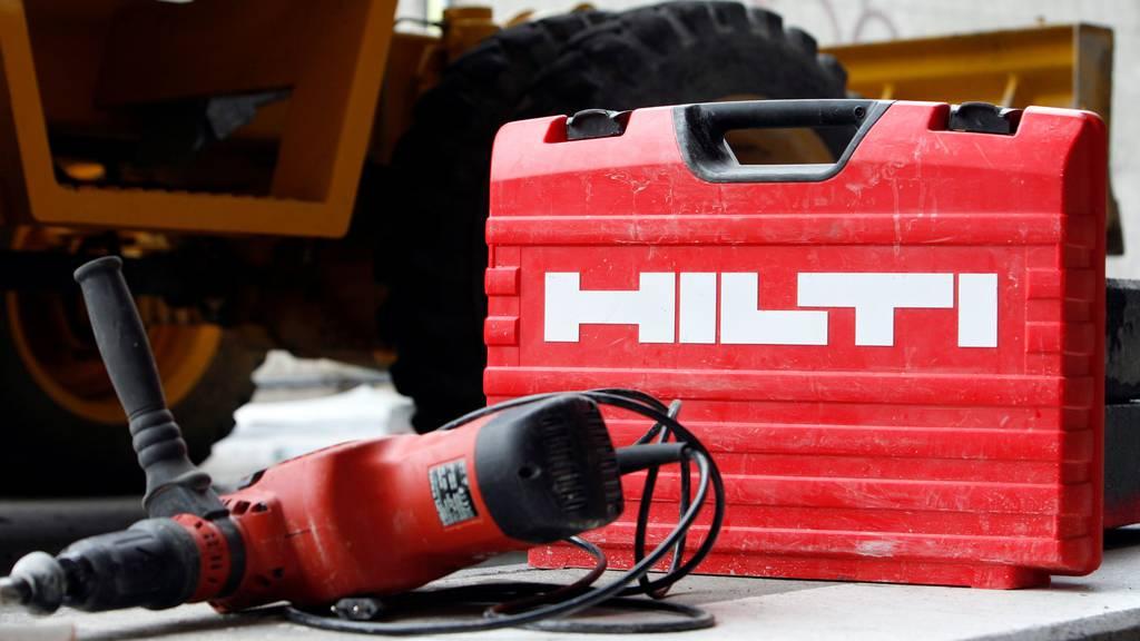 Werkzeugkonzern Hilti scheint in China «auf dem Weg zur Normalität»