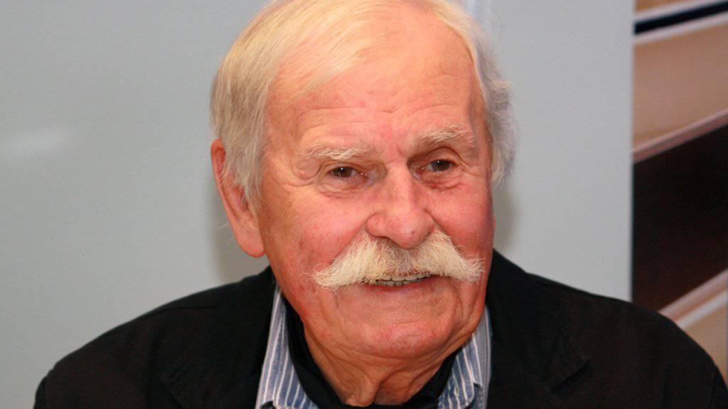 Tschechischer Kinderbuch-Illustrator Adolf Born gestorben