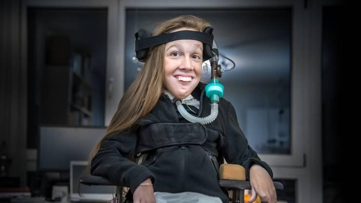 400'000 Franken braucht Bettina Rimensberger, damit sie mit der vielversprechenden neuen Therapie beginnen kann. Die Krankenkasse hilft ihr nicht.