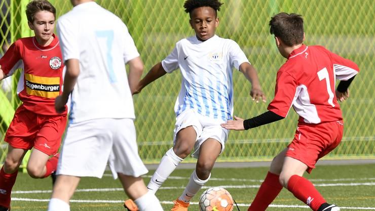 Footeco-Spiel FC Zürich gegen FC Winterthur: Den Sprung in die Topteams schafften erst wenige.