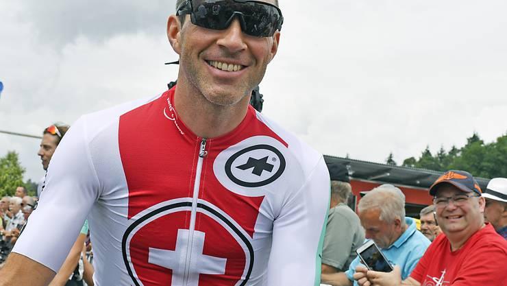 Michael Albasini tritt im nächsten Sommer zurück