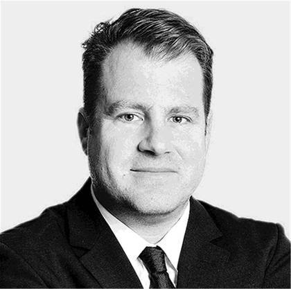 Andreas Schaffner, Wirtschafts-Chef und Stv. Chefredaktor der «Nordwestschweiz».
