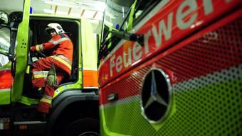 Die Feuerwehr Winterthur fusioniert mit dem Winterthurer Zivilschutz. (Archivbild)