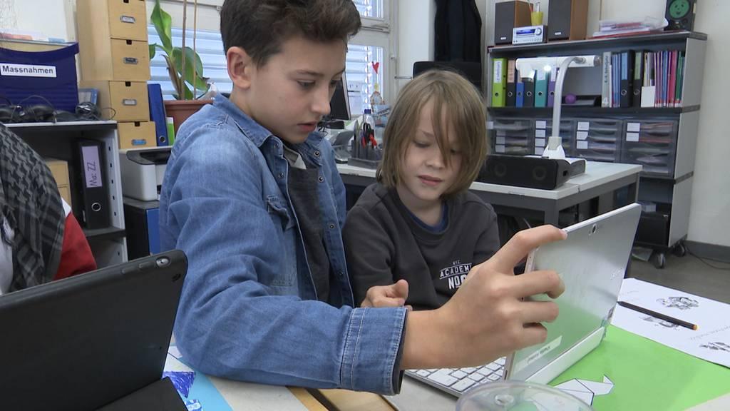 Luzerner Primarschulen bekommen bald Tablets