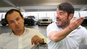 Riccardo Santoro muss Ciriaco Sforza 20'000 Franken zurückzahlen, wie der 355-seitigen Anklageschrift zu entnehmen ist.