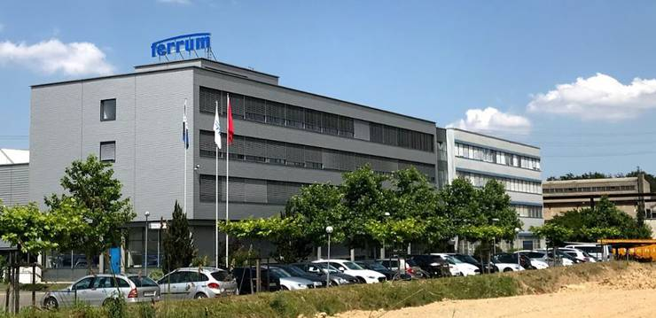 Der Sitz der Ferrum-Gruppe in Schafisheim.