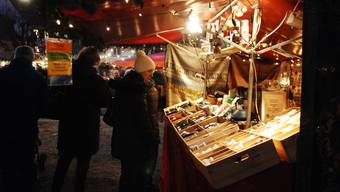 Weihnachtsmarkt rund ums Verenamünster in Bad Zurzach