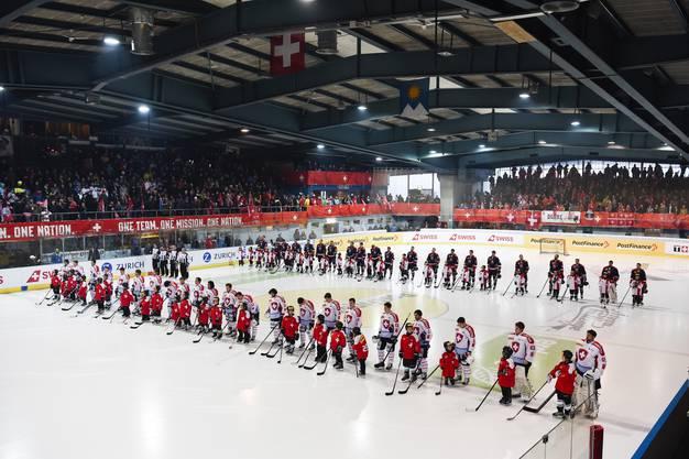 Schweiz gegen Slowakei