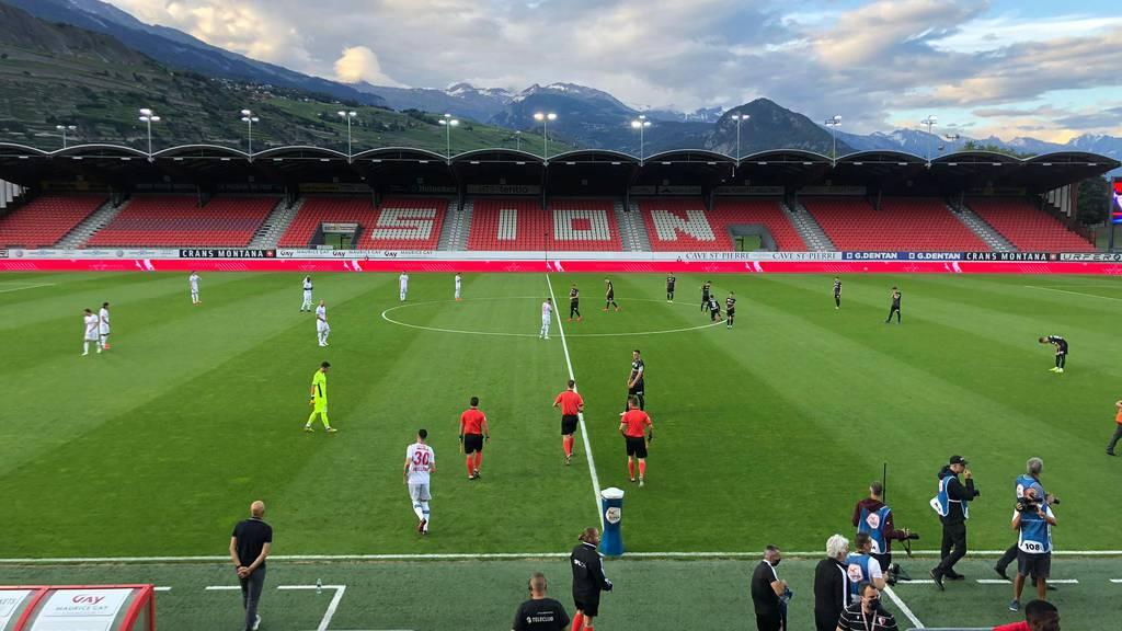 Spezielle Atmosphäre beim FCSG-Sieg in Sion