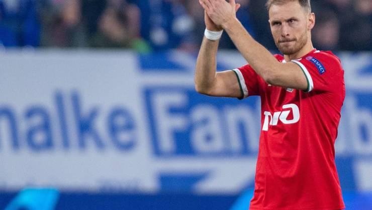 Benedikt Höwedes spielte zuletzt in Russland bei Lokomotive Moskau