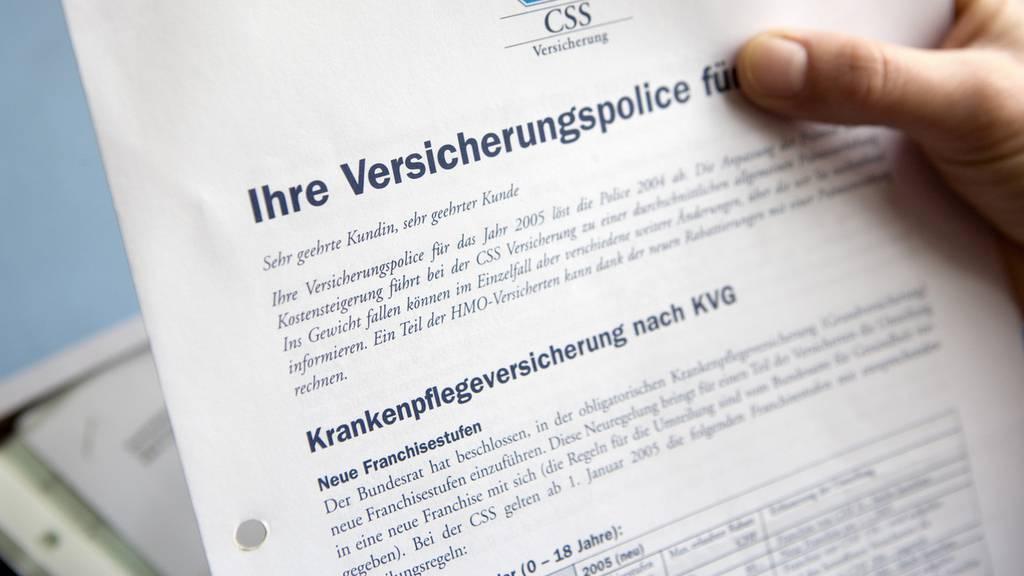 SP fordert schweizweite Überprüfung der Prämienverbilligung