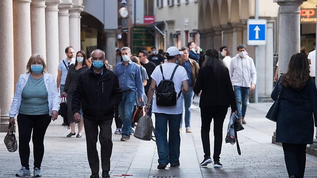 Die Pandemie hat in der Psyche vieler Menschen Spuren hinterlassen: Der Anteil an Personen mit einem beeinträchtigten psychischen Wohlbefinden liegt bei den Frauen bei 32 und bei den Männern bei 20 Prozent. (Symbolbild)